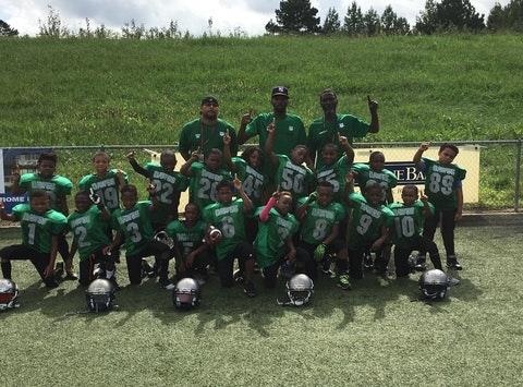 Pedigree Dawgs Football & Cheerleading Organization