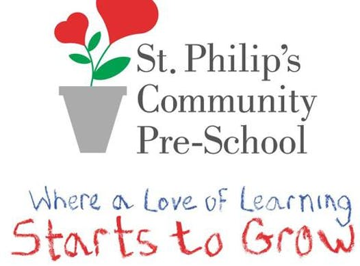 daycare & nurseries fundraising - St. Philips Community Preschool