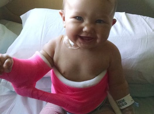 medical & healthcare fundraising - Penelope's medical fund