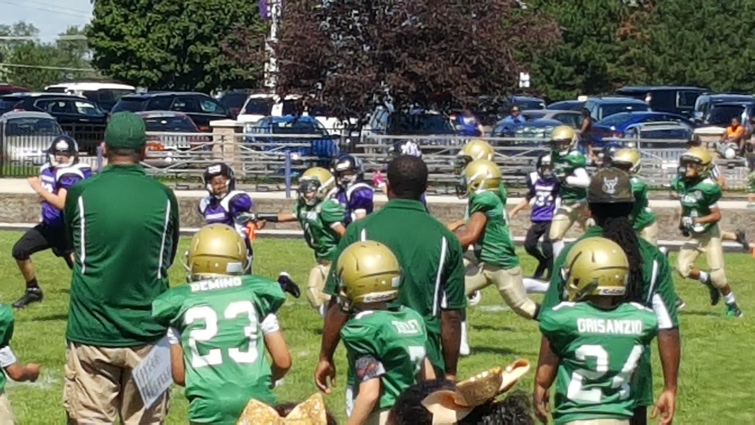Rockford Titans Jr. Tackle and Cheer