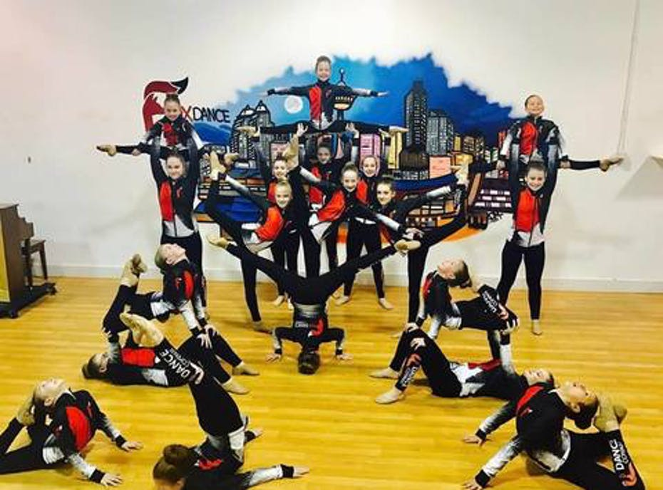 Fox Dance Company Parent Association
