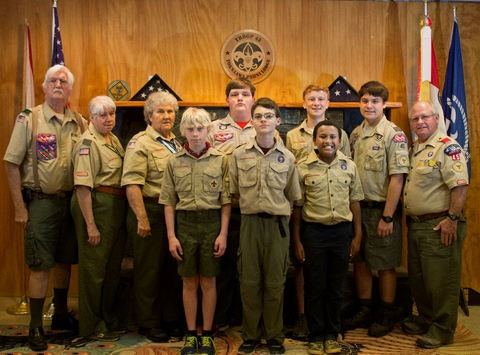 scouts fundraising - Boy Scouts Troop 45