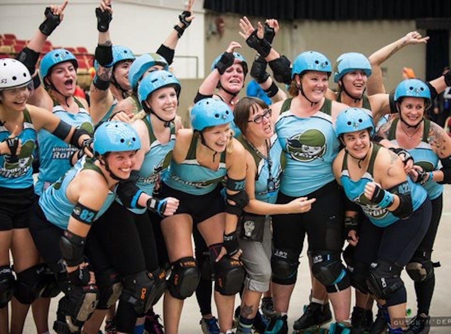 Minnesota RollerGirls All-Stars