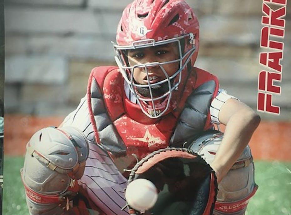 12U Grind Baseball~Kayla
