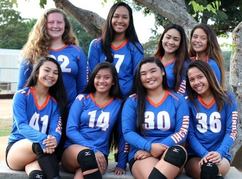 volleyball fundraising - Kiakahi Volleyball Association - 14 U Travel Team