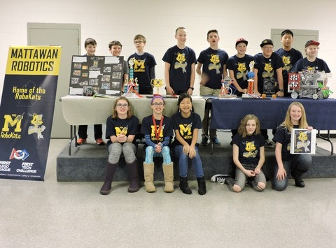 other group, team, or cause fundraising - Mattawan Robotics