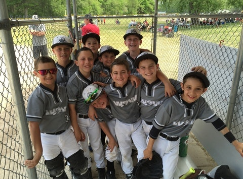 baseball fundraising - West Oakland Wings 11U