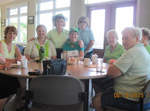 golf fundraising - Pine Valley Ladies Golf League