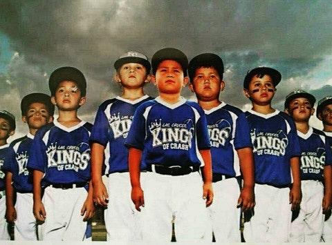 baseball fundraising - Kings of Crash