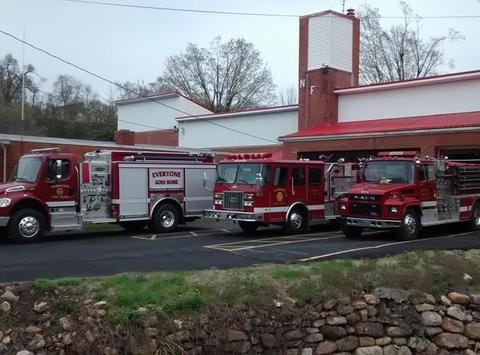 other organization or cause fundraising - Narrows Fire Department