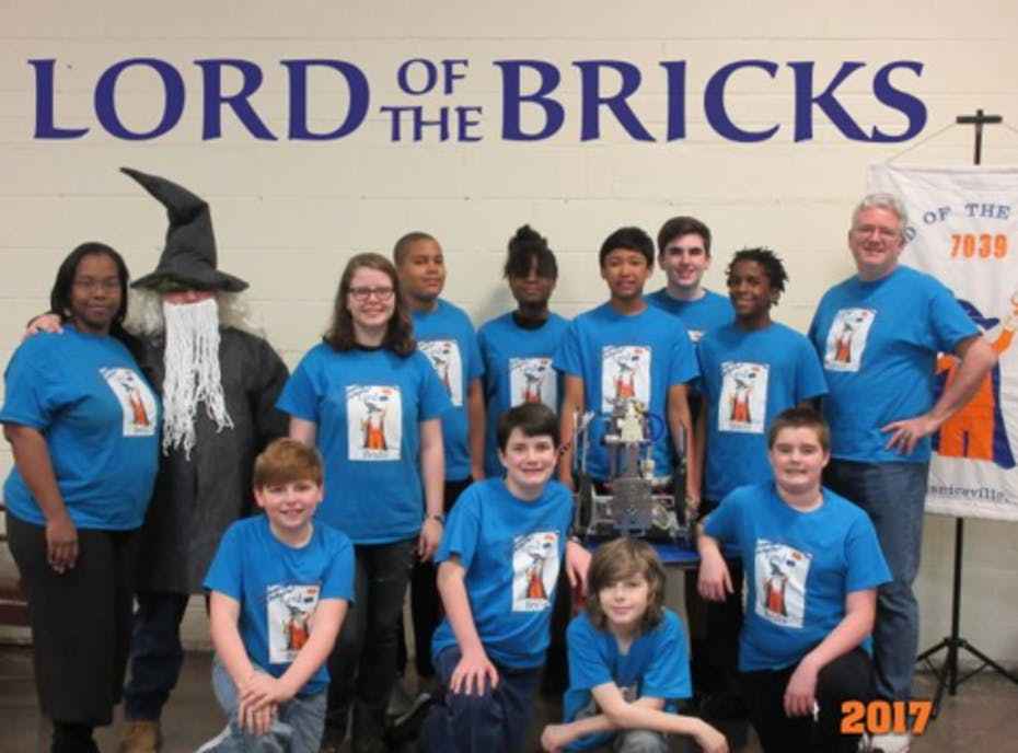 Lord of the Bricks FTC 7039