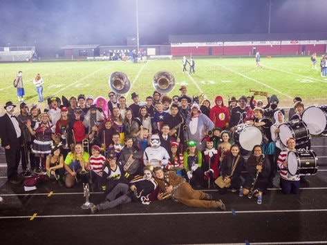 band fundraising - Thurston High School Instrumental Music
