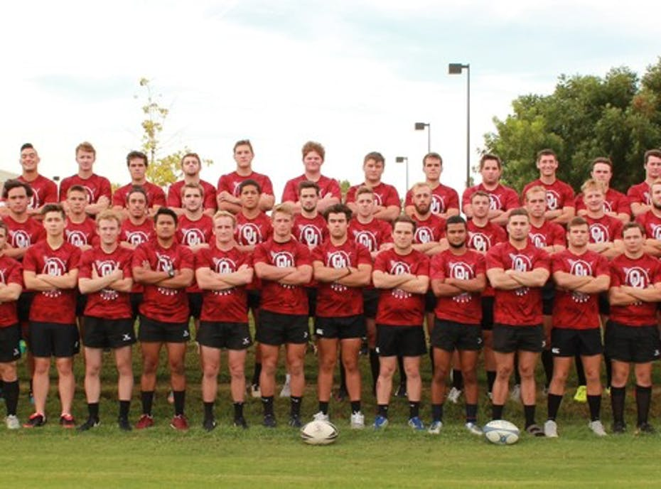 Oklahoma Men's Rugby
