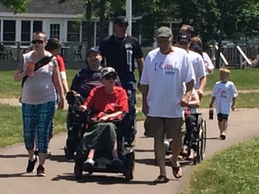 other organization or cause fundraising - Walk4MD