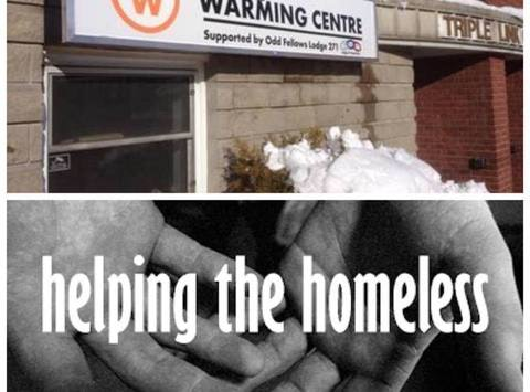 community improvement projects fundraising - The North Bay Warming Centre