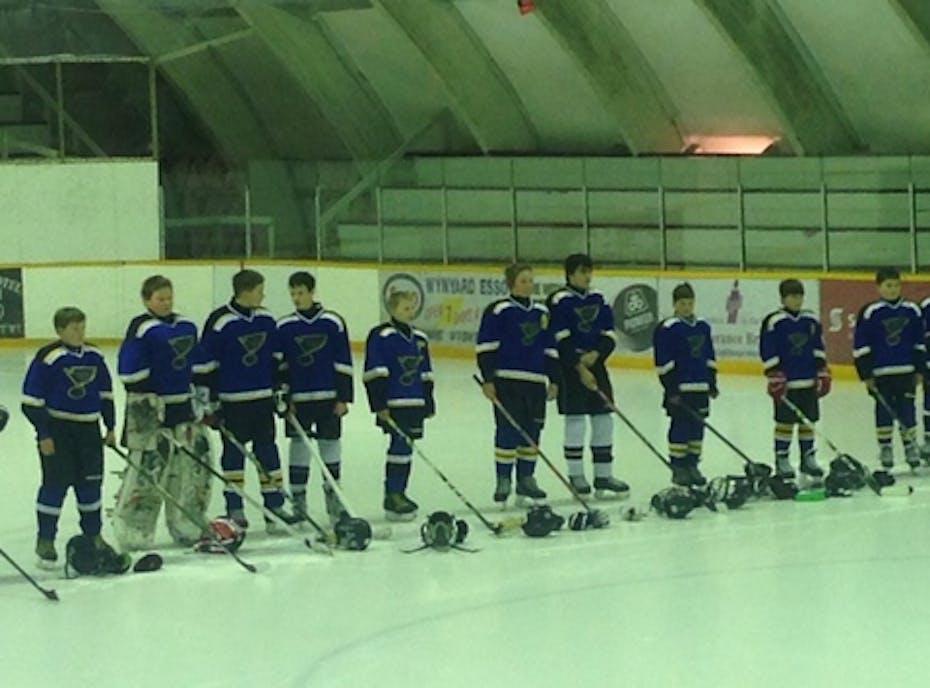 Porcupine Minor Hockey