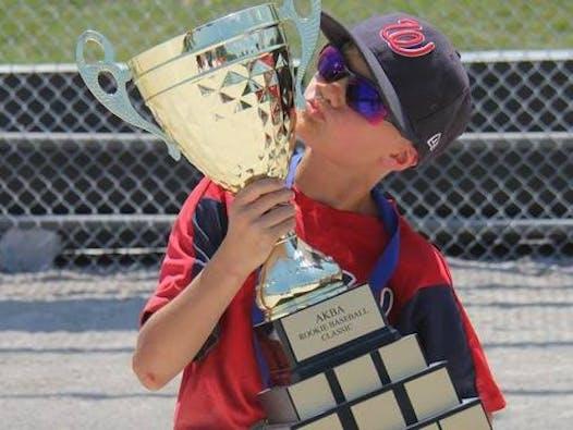 baseball fundraising - Luke Conley Baseball Canada