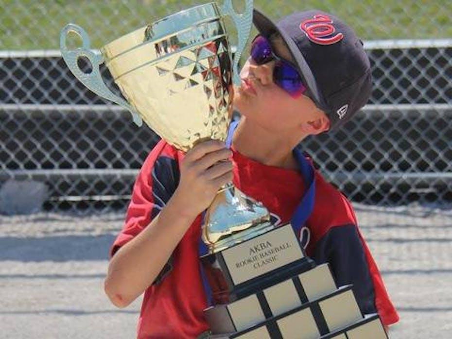 Luke Conley Baseball Canada