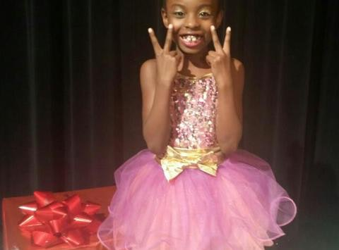 dance fundraising - Rylee's New York Competition