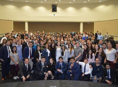 college & universities fundraising - ALPFA FIU