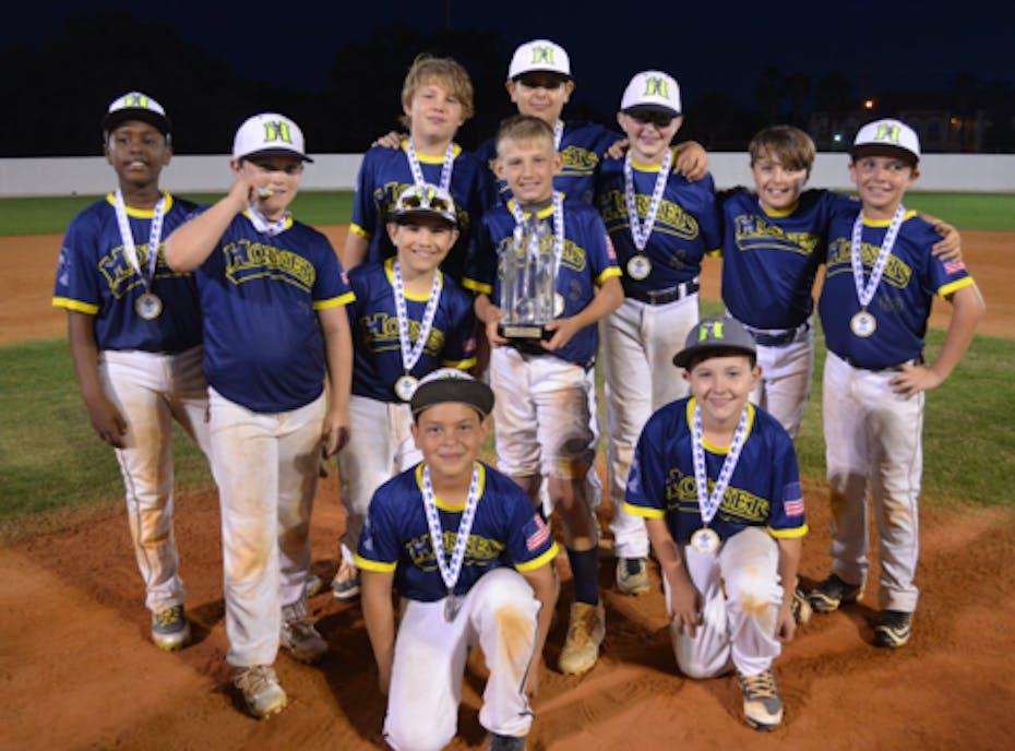 Hornets Baseball 11U