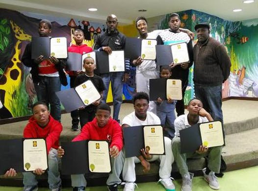 community improvement projects fundraising - One More One Less Mentoring Program