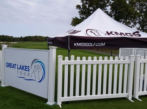 golf fundraising - Great Lakes Tour