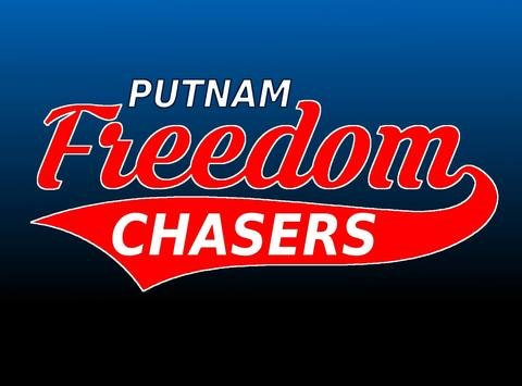 baseball fundraising - putnam freedom chasers