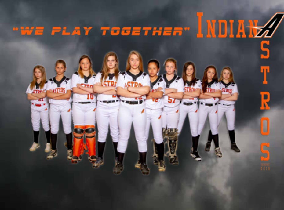 Indiana Astros 12u Softball