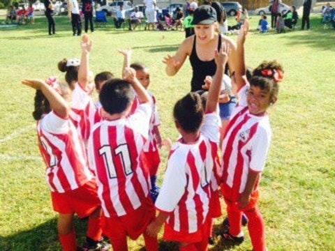 soccer fundraising - Sunset Soccer Club