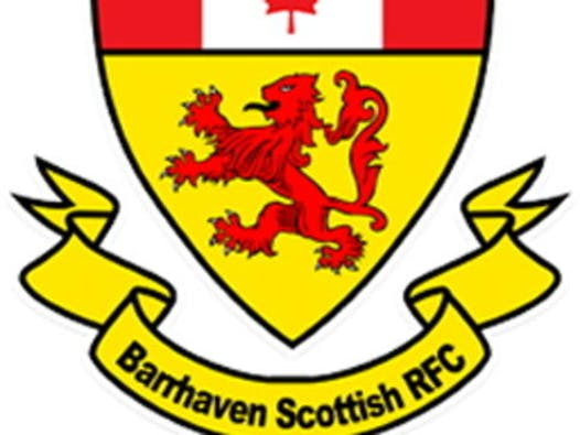 rugby fundraising - Barrhaven Scottish RFC