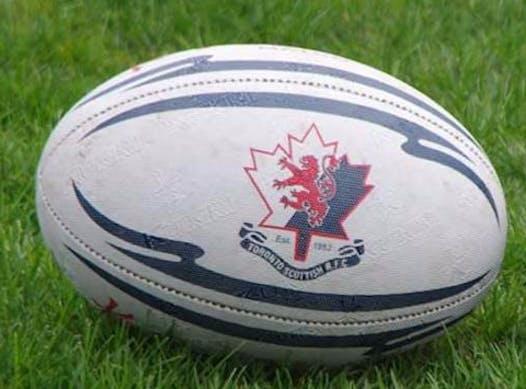 rugby fundraising - Toronto Scottish RFC