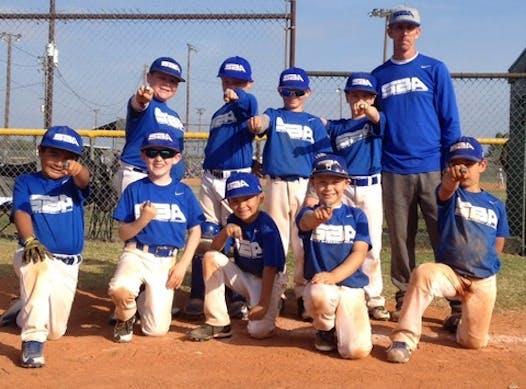 sports teams, athletes & associations fundraising - SBA Coach Pitch