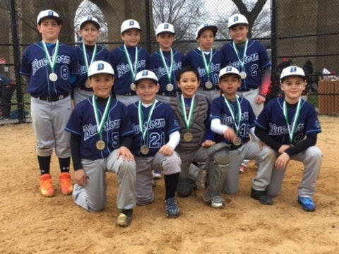 Brooklyn Blue Storm 10u