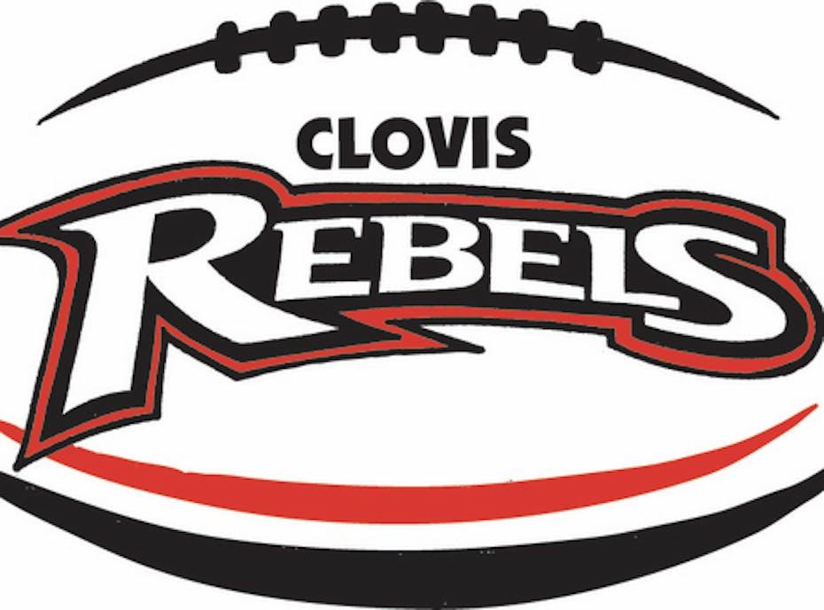 Clovis Rebels Football And Cheer