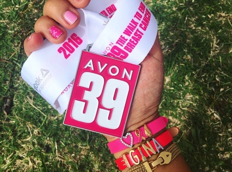 breast cancer fundraising - AVON39 Walk to End Breast Cancer