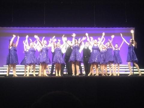 Jackson Middle School Show Choir: Spark of Class