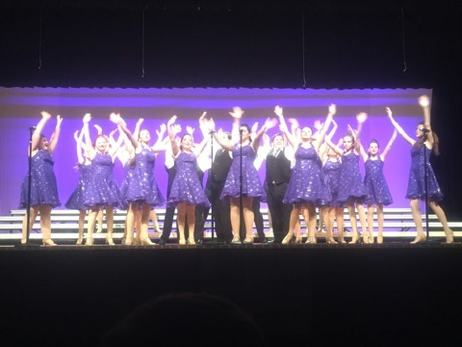 Jackson Middle School Show Choir: Spark of Class