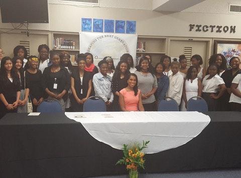 girl guides fundraising - Next Generation Mentoring Program