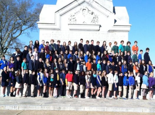 middle school fundraising - Bay Haven 8th Grade Williamsburg/Washington DC Trip