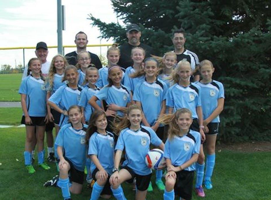 Pride Soccer Team