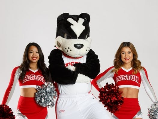 cheerleading fundraising - BU Cheer