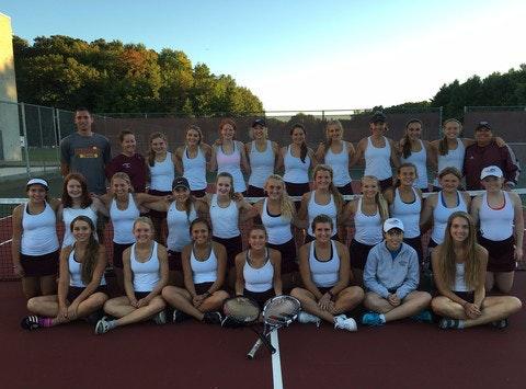 tennis fundraising - Menomonie Tennis Team