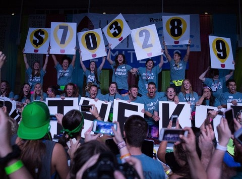 University of South Carolina Dance Marathon 2018