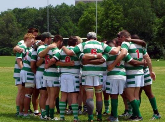 sports teams, athletes & associations fundraising - Toronto Saracens Rugby Club