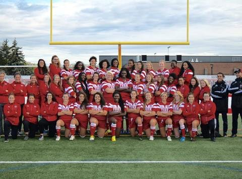 rugby fundraising - York University Women's Rugby