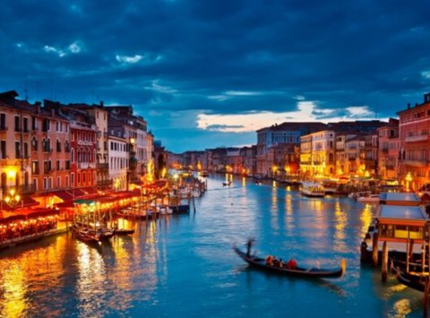 school, education & arts programs fundraising - Grand Tour of Italy