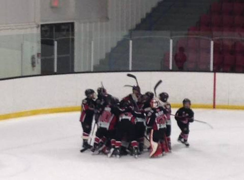 Ajax Pickering Raiders Atom AAA