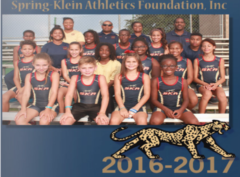 track and field fundraising - Spring-Klein Athletics Foundation, Inc