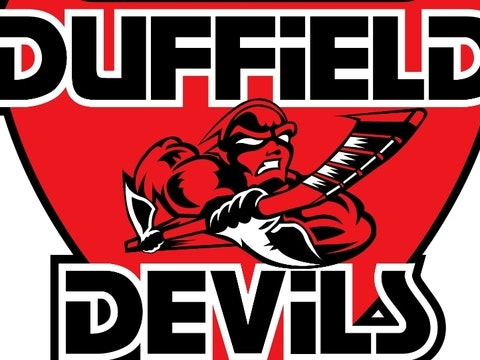 Duffield Devils Novice Tier 1 Hockey Team